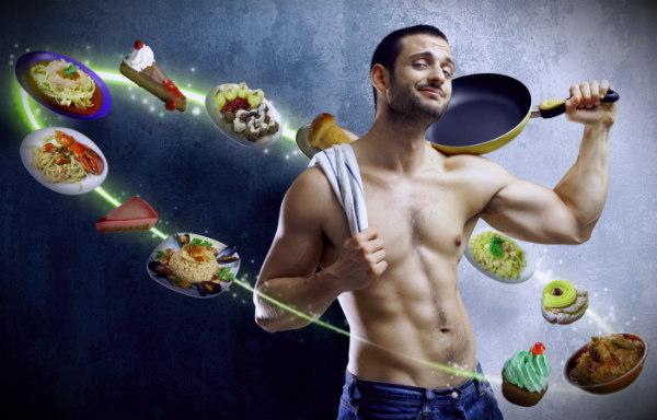 питание спортсмена