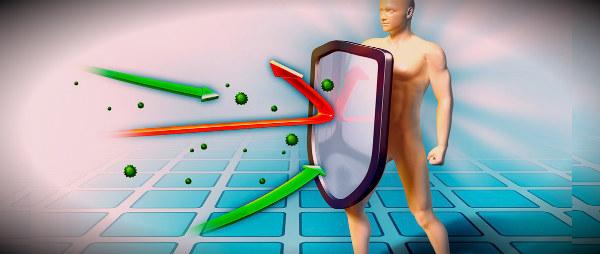отражение вирусов