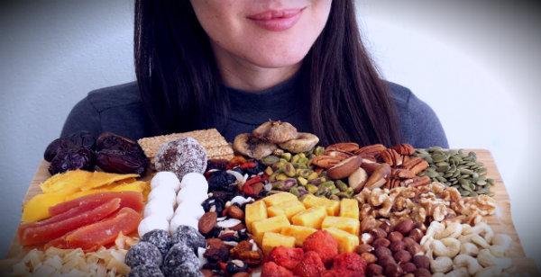 польза высушенных фруктов