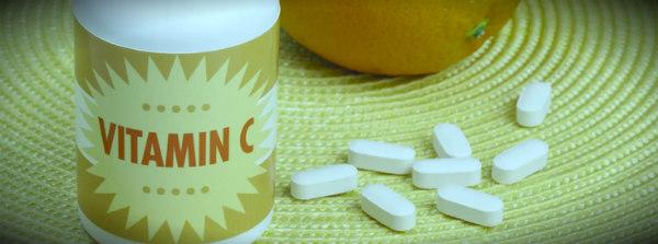 таблетки с витамином ц