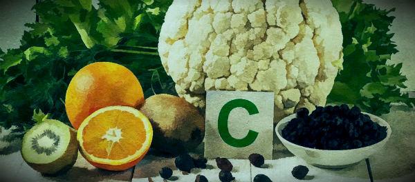 продукты с витамином ц