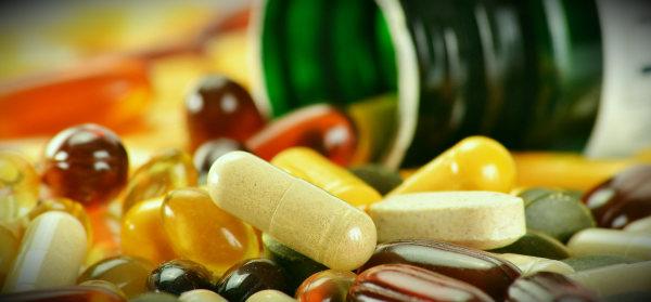 витамины россыпью