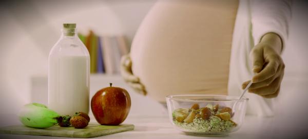 беременность и продукты