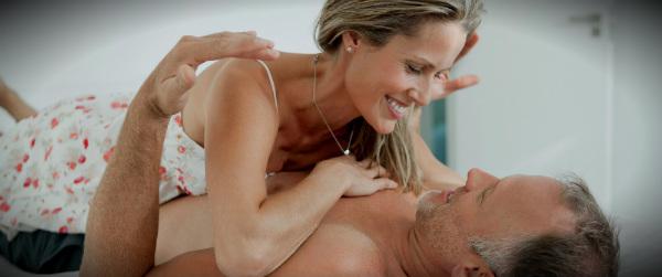 секс супружеской пары