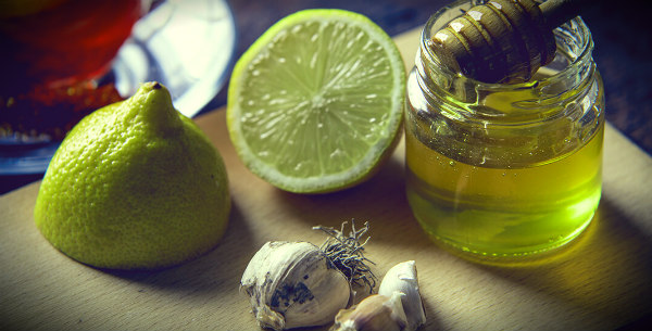 ченок лимон мед