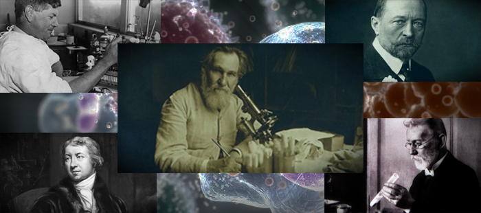 история иммунологии
