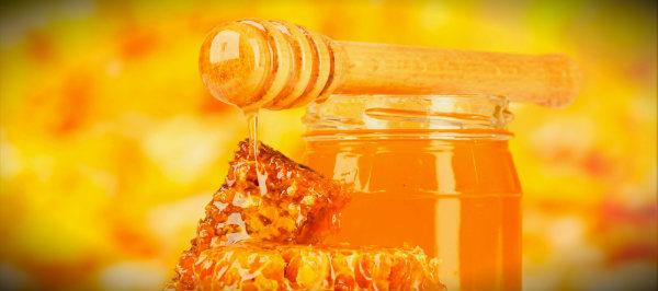 мед в банке