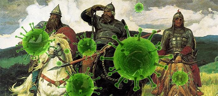 болезни против русских