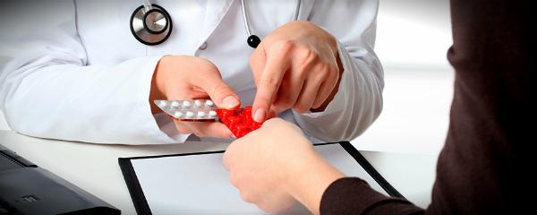 врач назначает иммунокоррекцию