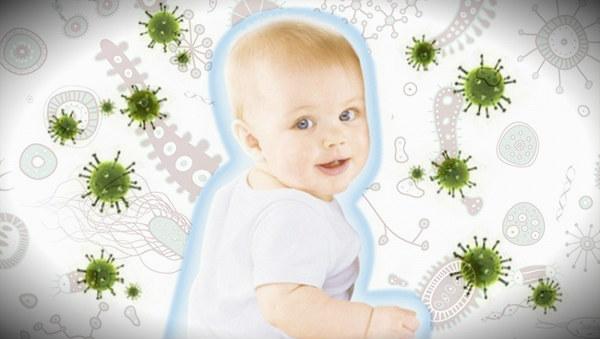 иммунитет детсад малыш