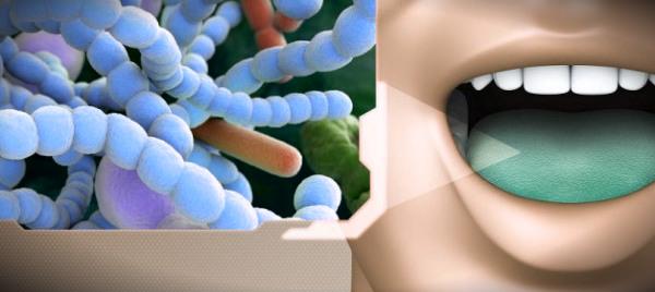 вирусы во рту