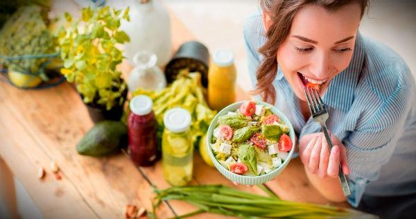 месячные здоровое питание