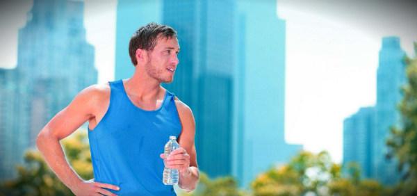 спорт и жаркое лето