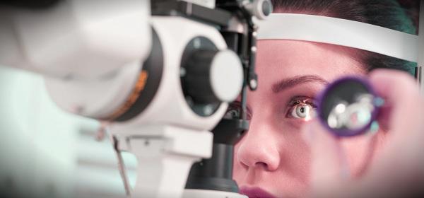 специалист офтальмолог