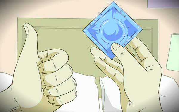 пользуйтесь презервативом