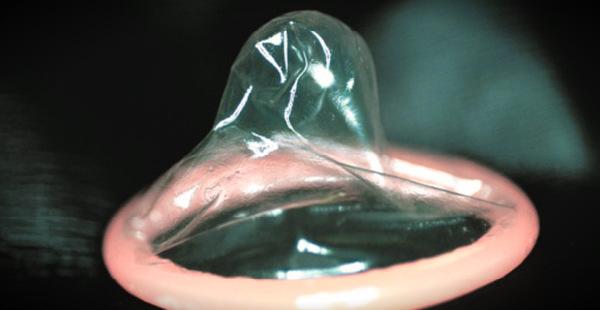 презерватив без упаковки