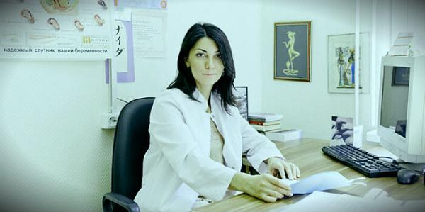 женщина-сексолог