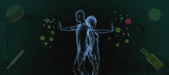 Что угнетает иммунитет?