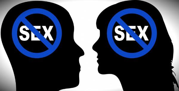 нет мысле о сексе