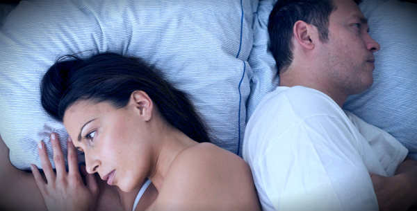 воздержание в постели