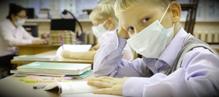 профилактика орви в школе