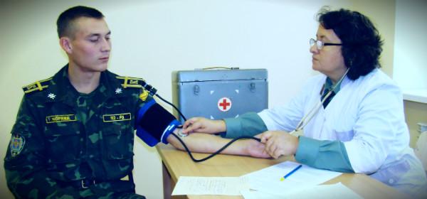 солдат и врач