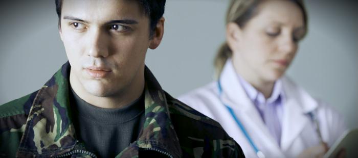 Профессиональные заболевания военных