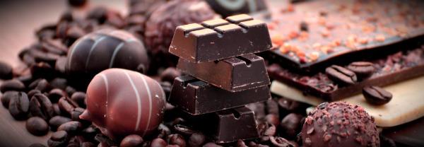 шоколад и конфетки