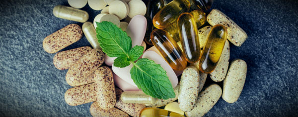 микроэлементы и витамины для осени