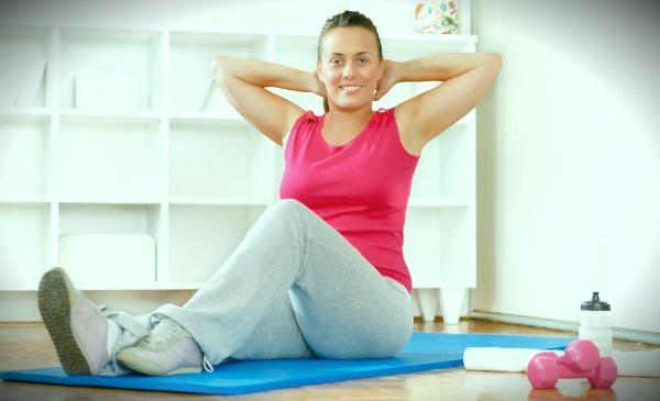 физические нагрузки после родов