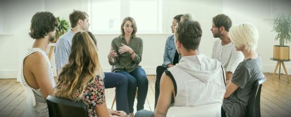 групповая терапия паруреза
