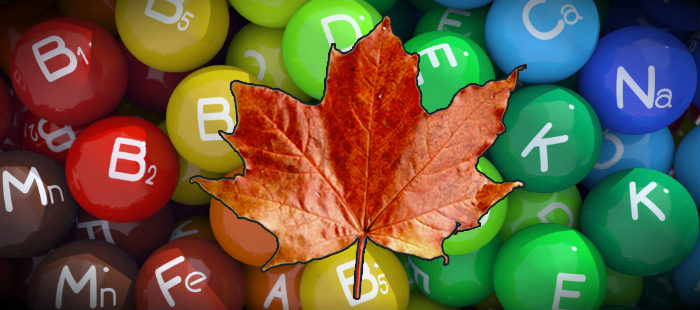 Какие витамины взрослым нужно принимать осенью?