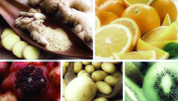 витаминная еда для зимы