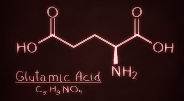 формула глутамат