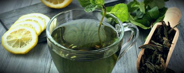 чай зеленый рецепты