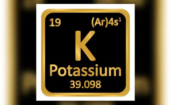 potassium калий