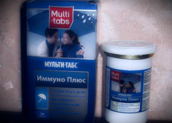 мельти табс витамины