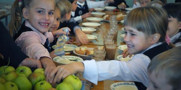 здоровое питание в школе